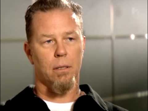 james hetfield interview in budapest hungary 2010 youtube. Black Bedroom Furniture Sets. Home Design Ideas