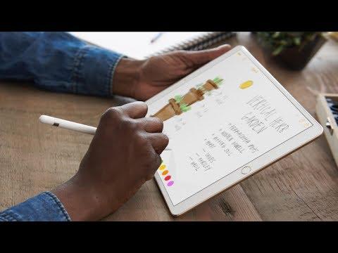 Apple ประกาศเปิดตัว iPad Pro รุ่นใหม่ขนาด 10.5 นิ้วเริ่มต้น 24,500 บาทกับประสิทธิ