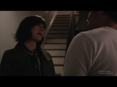 Braindead 1x01: Laurel and Luke 1 Laurel: Are you kidding me? She's eight months pregnant