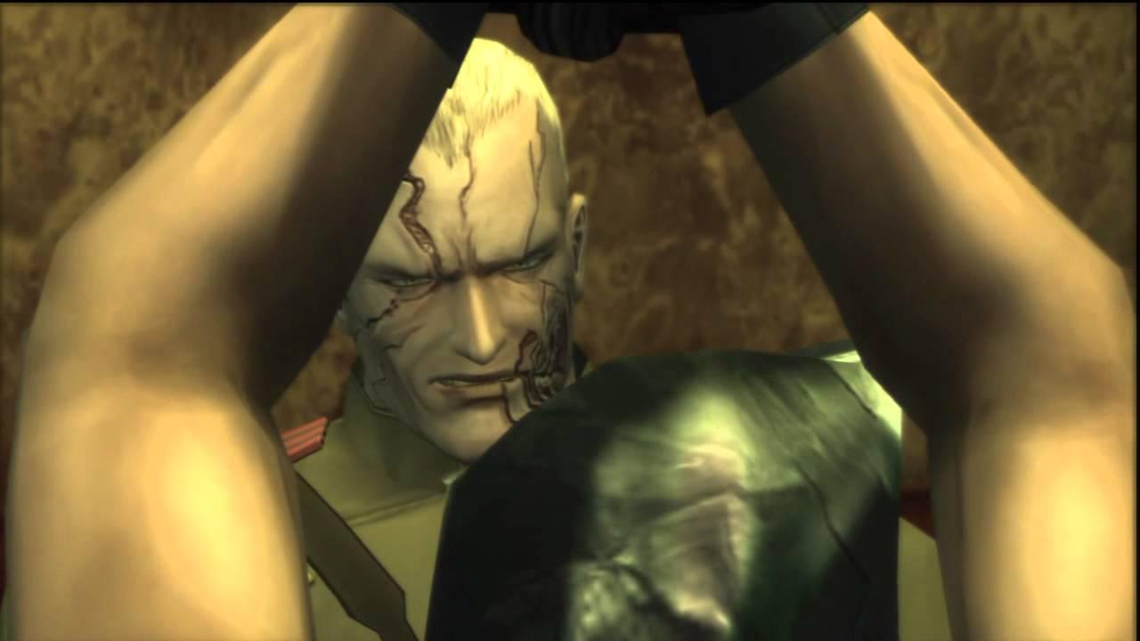 Resultado de imagen para big boss snake eater torture