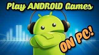 How to PLAY & RECORD Android games on PC! Nox App Player tutorial