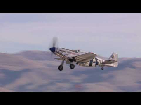 North American Aviation P-51 Mustang...