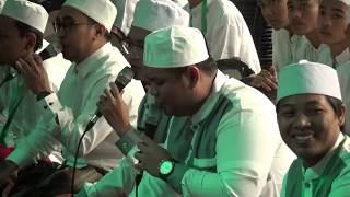 Sirulinayli Hadrah Pandanaran Pra Habib Syech