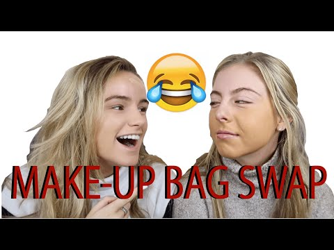 FAIL! | SWAPPING MAKE-UP | SYD AND ELL