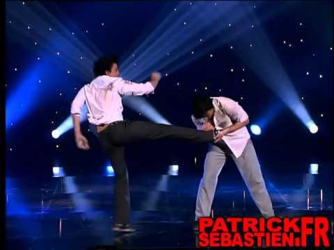 Raphael & Francisco Cruz - Hand to Hand Act - The world greatest Cabaret