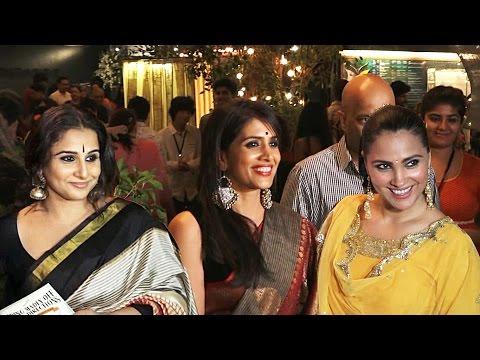 Prithvi Theatre Festival 2016 | Vidya Balan, Shashi Kapoor, Nasiruddin Shah and Many Others