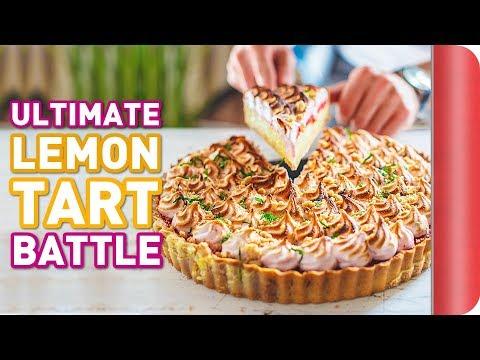 The ULTIMATE Lemon Meringue Tart Battle!