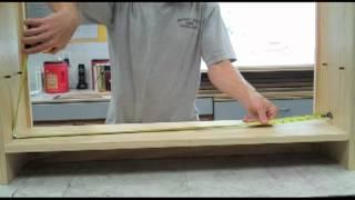 How To Build A Bookshelf (pt. 3)