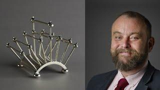 An extraordinary silver toast rack – a curator talk with Matthew Winterbottom