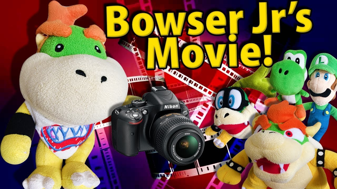 Crazy Mario Bros Bowser Jr S Movie