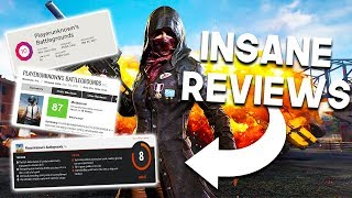 PUBG INSANE Reviews and THE BIGGEST PC GAMING FLOP of the YEAR!?!?