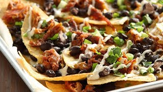 How to Make: Pulled Pork Nachos