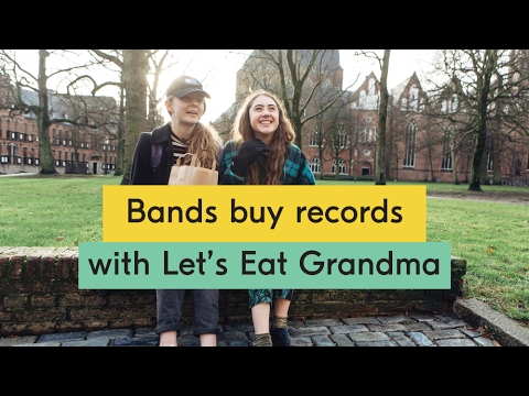 Let's Eat Grandma - Bands Buy Records...