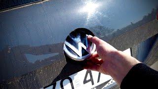 VW Golf MK7 (5G) trunk lock de…