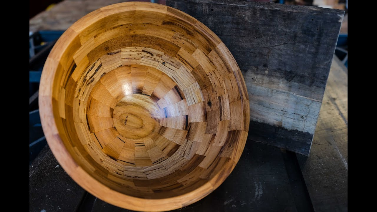 Segmented Bowl Turning Youtube - Year of Clean Water