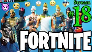 Fortnite 💩🤢ill & Injured too now🤬Free💸Join Me🐉PC💻Max✨#18th🎋