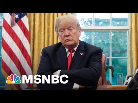 Fixated Trump Is Still Trying To Overturn The 2020 Election