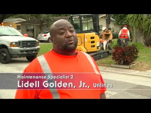 Utilities Maintenance Specialist 2 - I Am Pinellas County