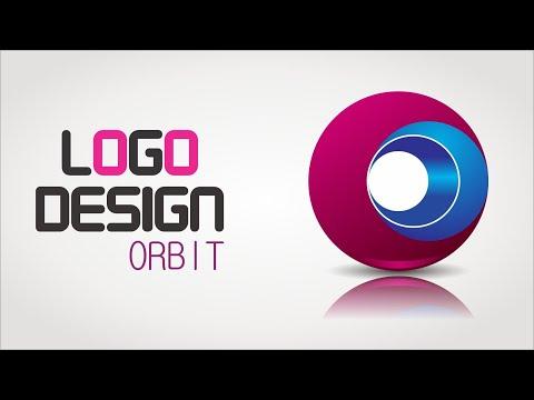 How to Create a Logo in CorelDraw    3D Logo in Coreldraw