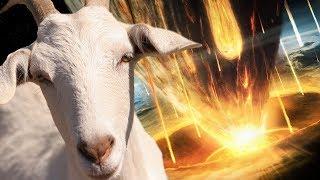 KOZI ARMAGEDON! - Goat Simulator #3