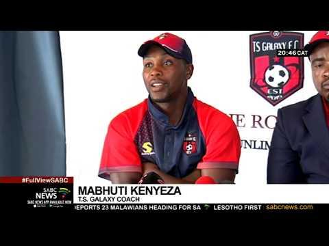 T.S. Galaxy appoints former Bafana striker as new head coach