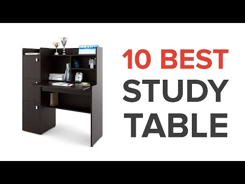 10 Best Study Tables in India with Price