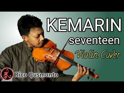 [Violin Cover] KEMARIN (Seventeen) Violin Cover   End of Year 2018 Sad Songs