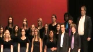 """BHS Varsity Choir - """"Ya Viene La Vieja"""""""
