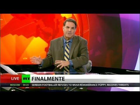 Rick Sanchez Destroys NY Times Russia Op-ed