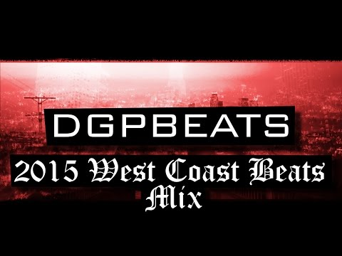 West Coast Instrumental Mix Compilation 2015