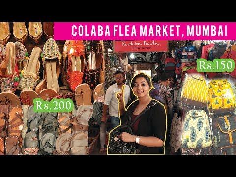 Colaba Causway Flea Market   Sarojni Nagar Of Mumbai