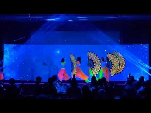 UV Black Light Stage Performance & UV Black Light Stage Performance - YouTube