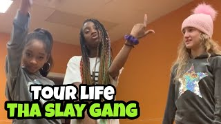 """Tour Life With Sweets, That Girl Lay Lay Tha Slay Gang (""""Long Hair"""" LIVE Video) Ep:1"""