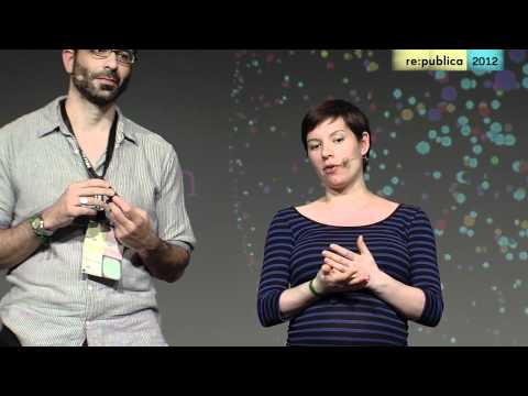 re:publica 2012 - Ivan Sigal, Solana Larsen - Joining Forces on YouTube