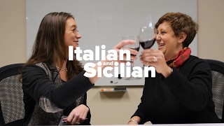 Italian and Sicilian: Language Differences