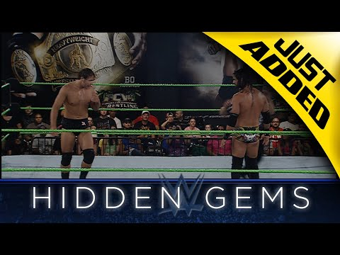 Seth Rollins and Dean Ambrose go to war in Iron Man Match in rare WWE Hidden Gem (WWE Network Excl..