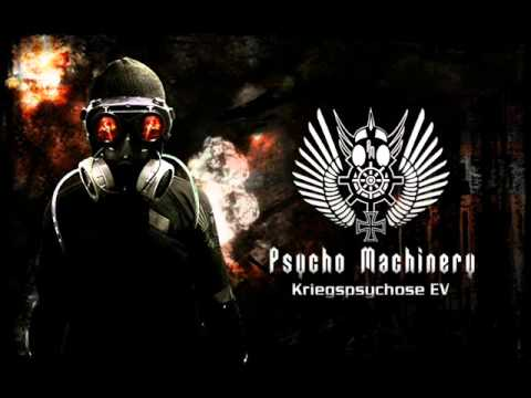 Psycho Machinery -