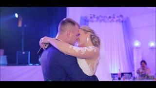 Свадебное поздравление жениху от невесты (Hochzeitsüberraschung die Braut rappt)