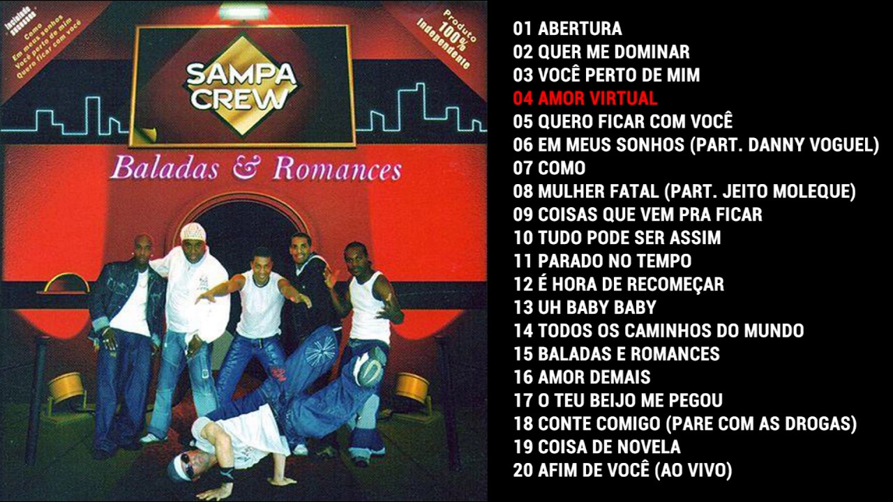 sampa crew cd