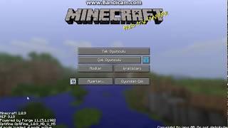 Minecraft speed builders'e girme 1.8 ve üstü