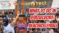 Top Sehenswürdigkeiten Düsseldorf: Beachvolleyball