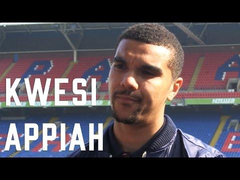 Kwesi Appiah Interview