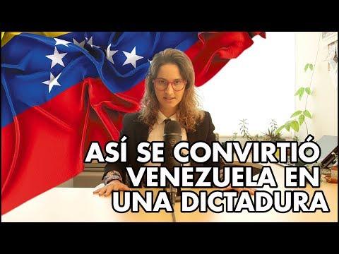 Así se convirtió Venezuela en una dictadura - La Pulla
