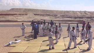 أشبال الجيش المصرى بالمدرسة العسكرية فى قناة السويس الجديدة أكتوبر2014