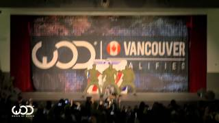 Brotherhood | 1st Place Adult | World of Dance Vancouver 2015 #WODVAN2015