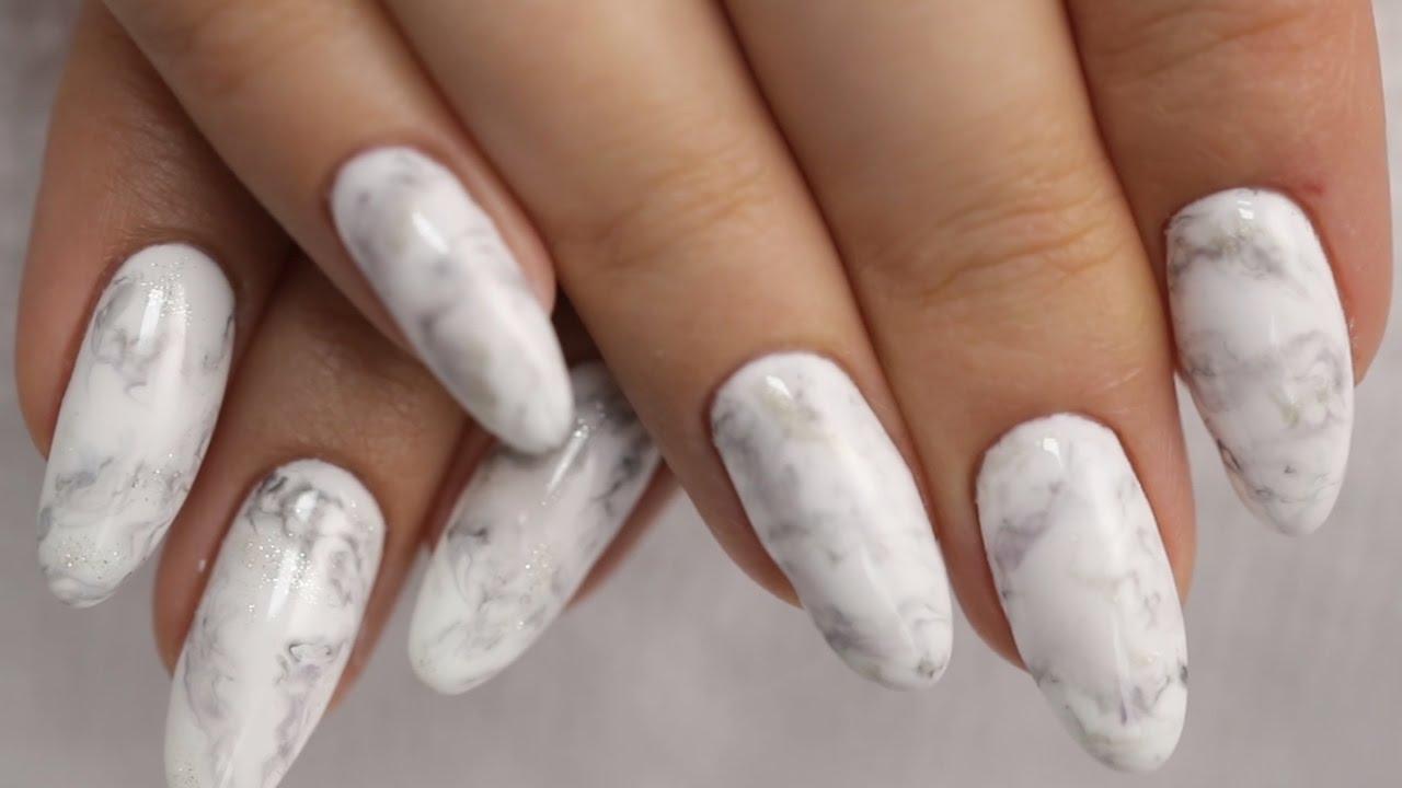 Hit Semilac Marble Nails Najpiekniejszy Efekt Marmurka Krok