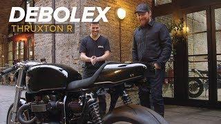 Triumph Thruxton R 'deBolex Special'
