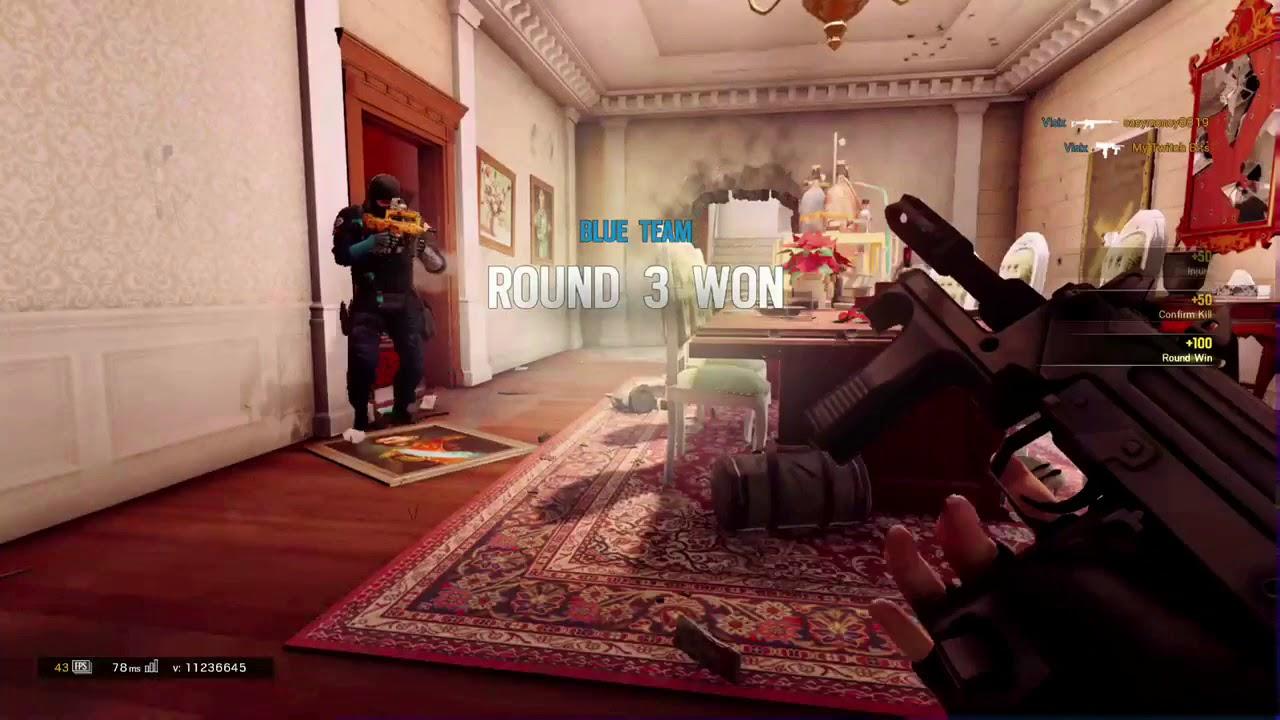 Best sensitivity for rainbow six siege (diamond rank)