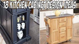 18 Kitchen Cabinet Design Ideas   Modern Cupboard Designs For Kitchen 2020