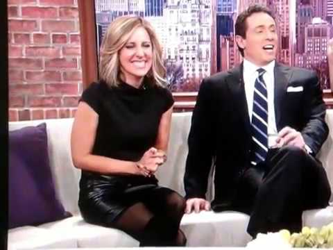 Image result for images of chris cuomo and alisyn camerota and legs